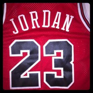 1984 Michael Jordan #23 authentic jersey